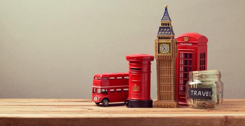 سوغات لندن