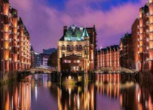 زندگی شبانه در هامبورگ