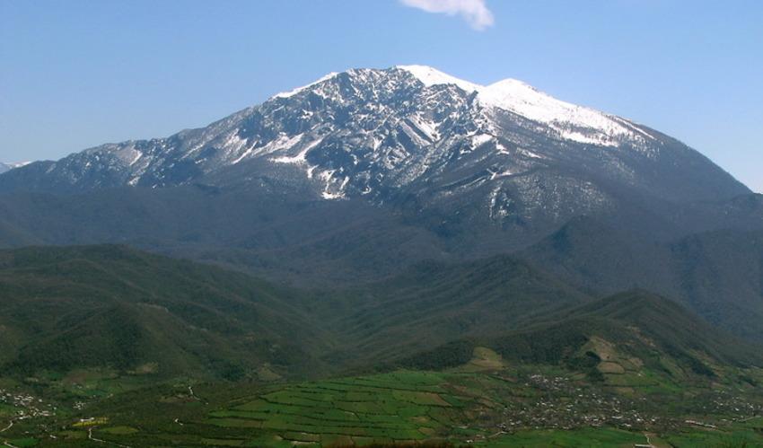 کوه درفک