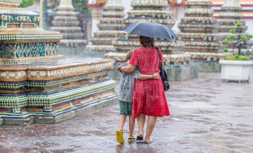 بهترین زمان برای تور تایلند