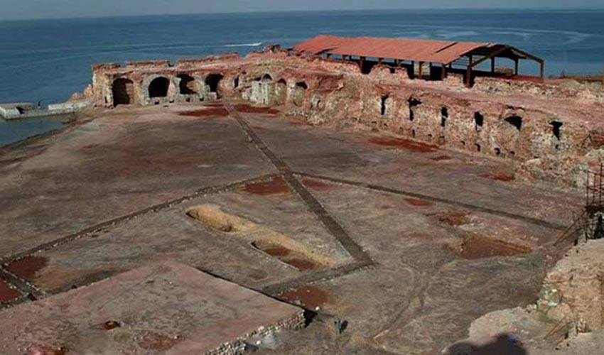 قلعه پرتغالی ها در قشم