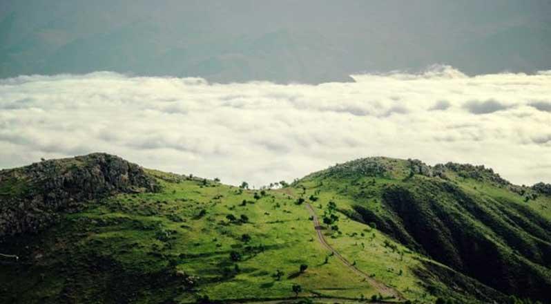 سفر نوروزی در جنگل ابر