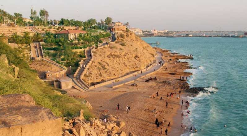 سفر نوروزی دریای عمان