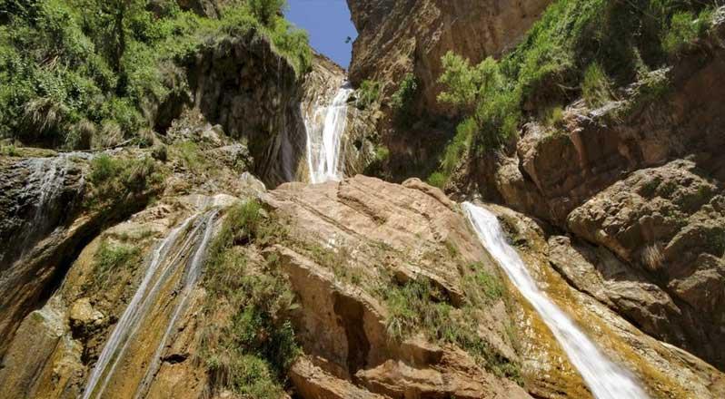 سفر نوروزی به آبشار نوژیان لرستان