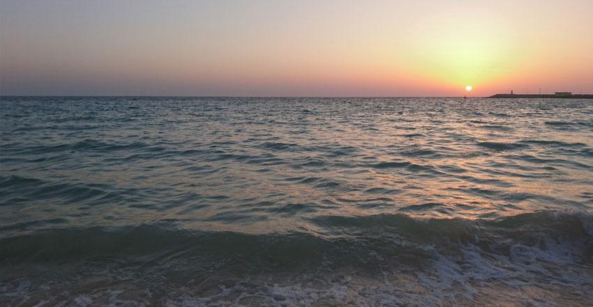 زیبایی های جزیره ابوموسی