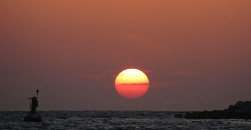 جاذبه های جزیره ابوموسی