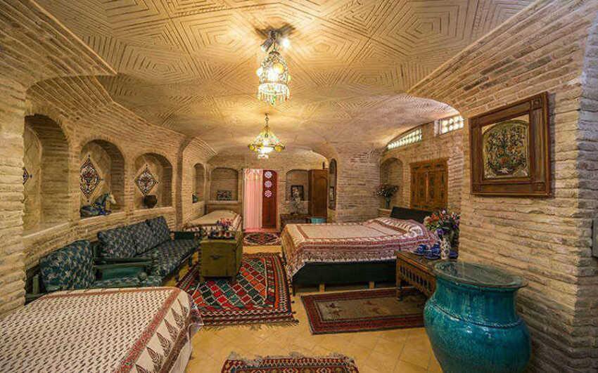 هتل بخردی اصفهان