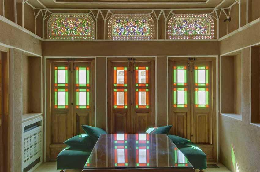 هتل خانه ایرانی کاشان