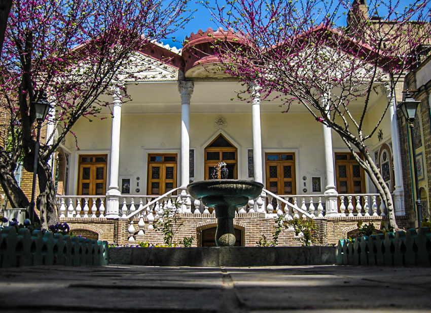 خانه مقدم از جاهای ناشناخته تهران