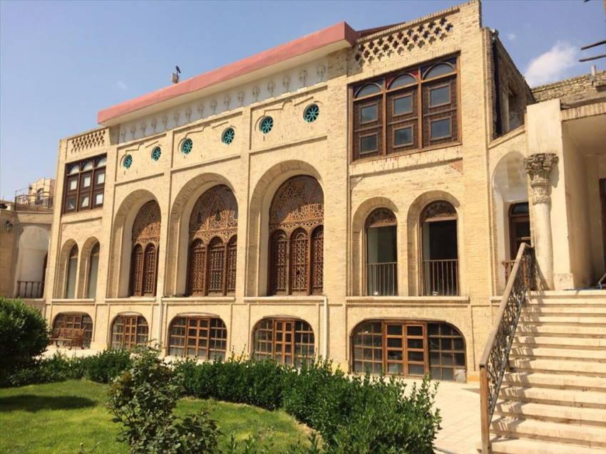 سرای کاظمی از مکان های ناشناخته تهران