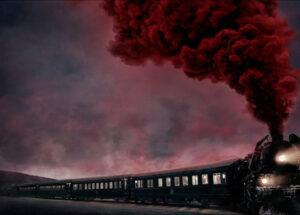 فیلم های سینمایی در قطار
