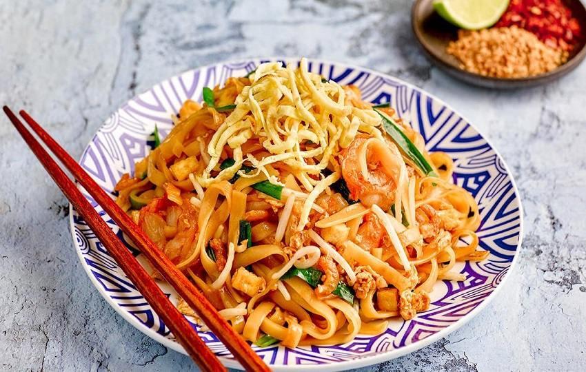 معروفترین غذاهای تایلند