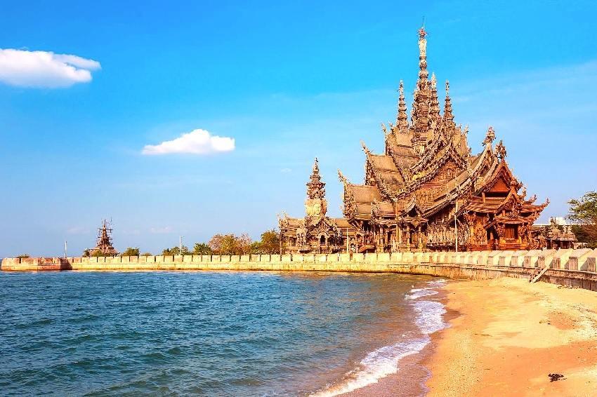 دیدنی های پاتایا تایلند