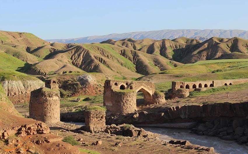 شهر تاریخی دره شهر