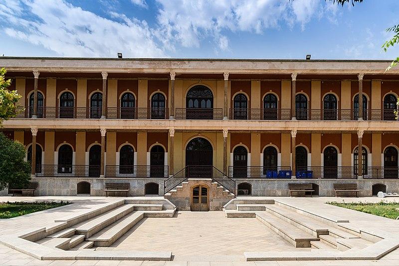 مدرسه فرانسوی ها - دانشگاه هنر اصفهان