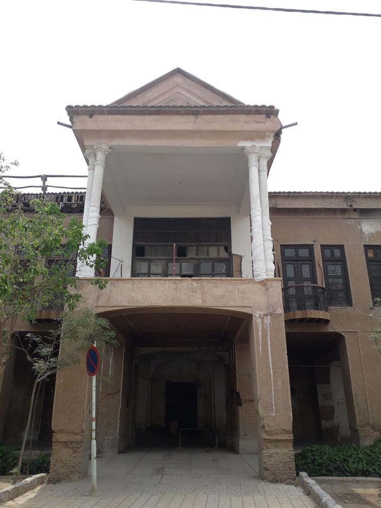 محله سنگتراشای اصفهان