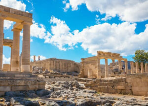 10 شهر جذاب یونان