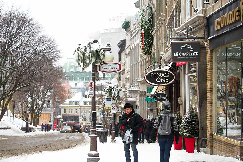 اقامت کانادا کبک