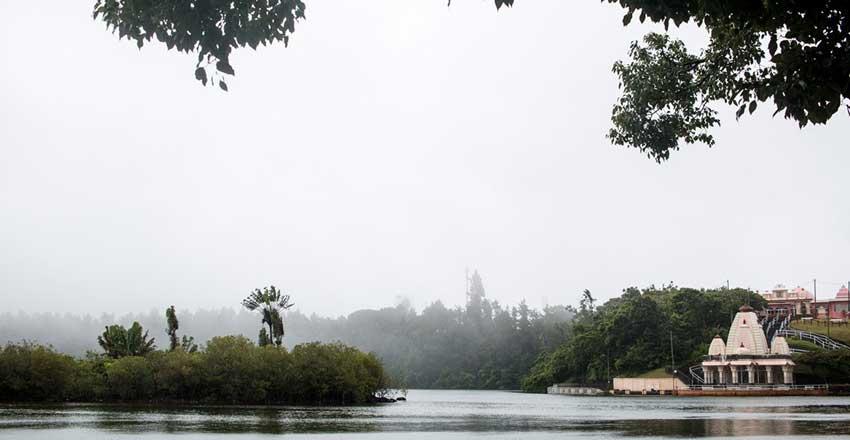 دریاچهای مقدس به نام Grand Bassin در جزیره موریس