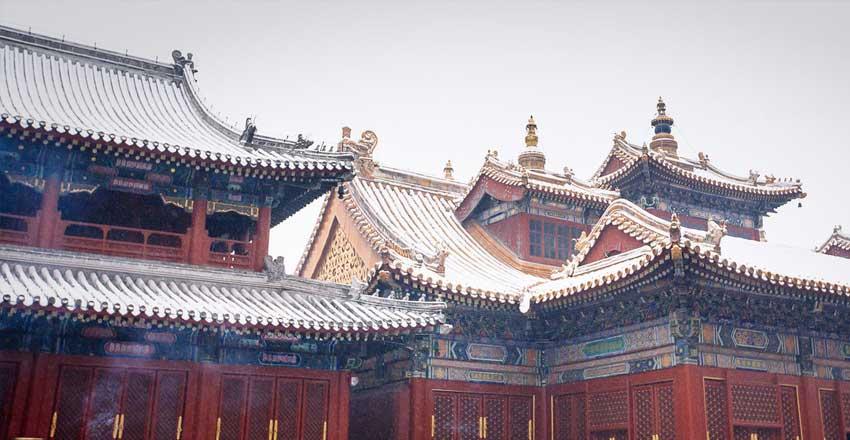 معبد کنفسیوس در پکن