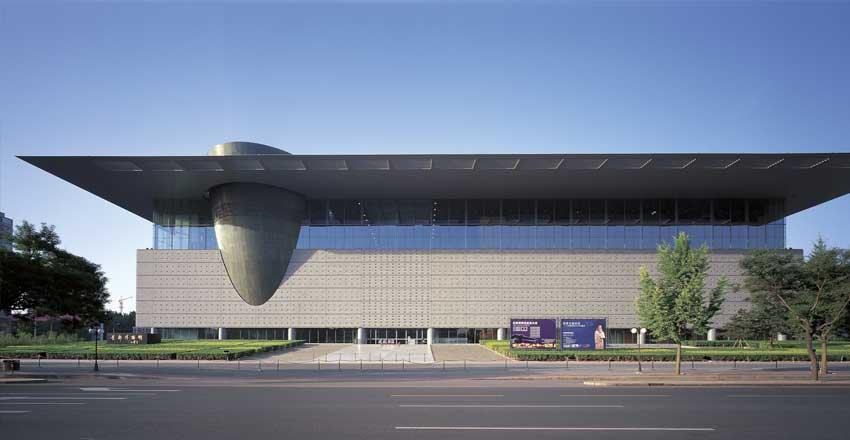 موزه پایتخت - از جاهای دیدنی پکن