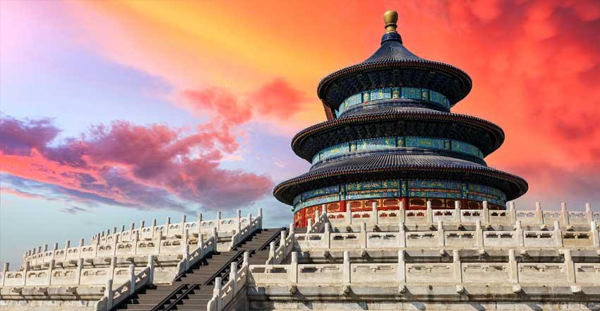 معبد بهشت - از جاهای دیدنی پکن