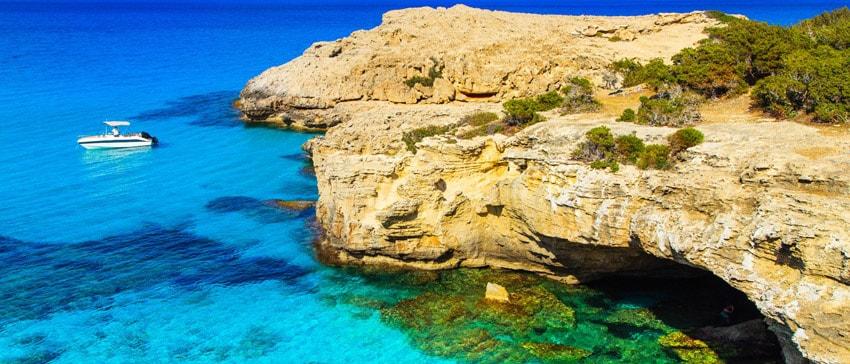 شبه جزیره آکاماس - قبرس