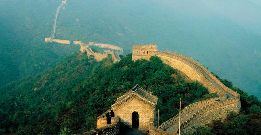 دیوار چین - سفر به پکن