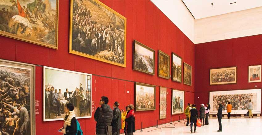 موزه ملی چین - از جاهای دیدنی پکن