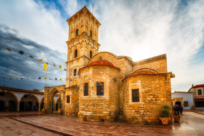 کلیسای سنت لازاروس