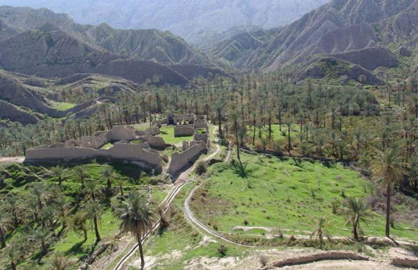 روستای خاییز بهبان