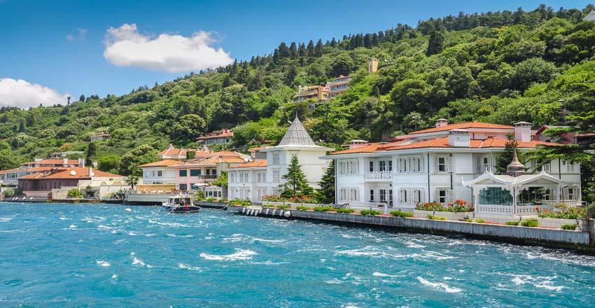 جزیره بیوک آدا ترکیه
