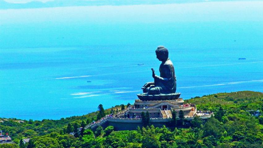 جزیره لانتائو - سفر به هنگ کنگ