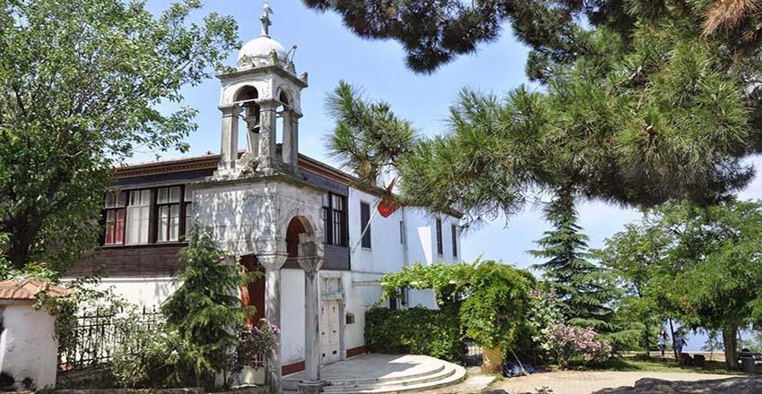 بازدید از صومعه سنت جورج کودوناس - بیوک آدا