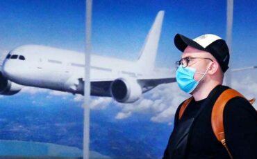 پروتکل های بهداشتی در پرواز