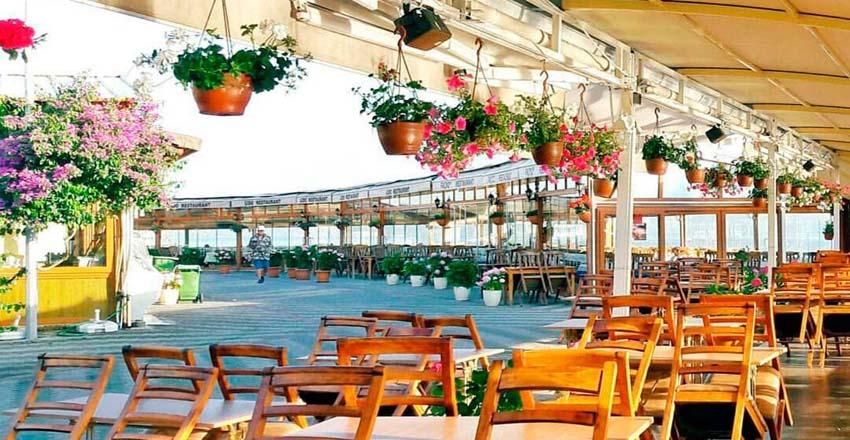 رستوران - بیوک آدا