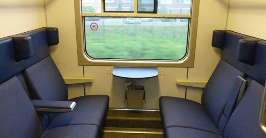 سفر با قطار در ایام کرونا