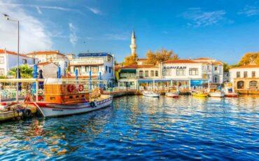 جزایر ترکیه