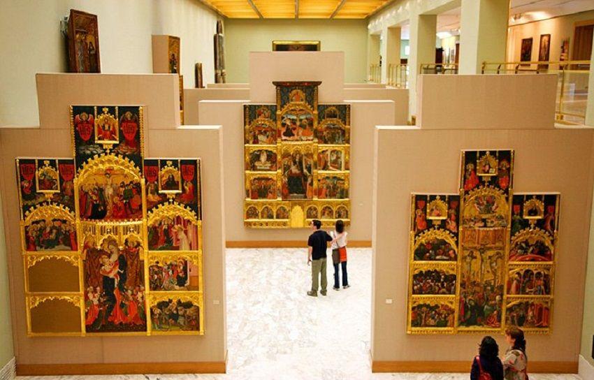 موزه هنرهای زیبا - جاهای دیدنی والنسیا
