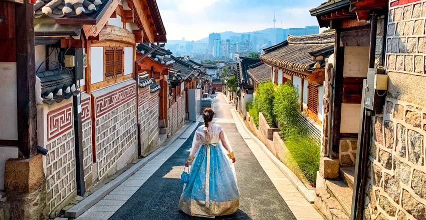 روستای هانوک - دیدنی های کره جنوبی