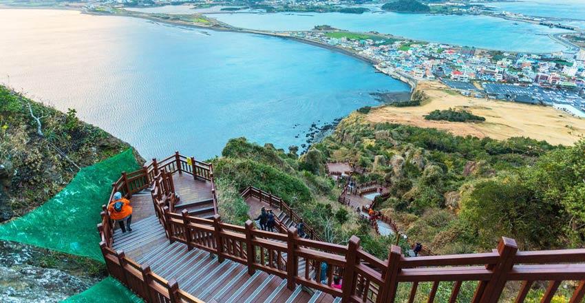 جزیره ججو - جاهای دیدنی کره جنوبی