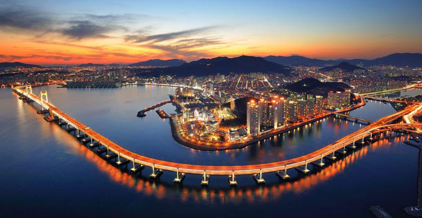 بوسان - جاهای دیدنی کره جنوبی