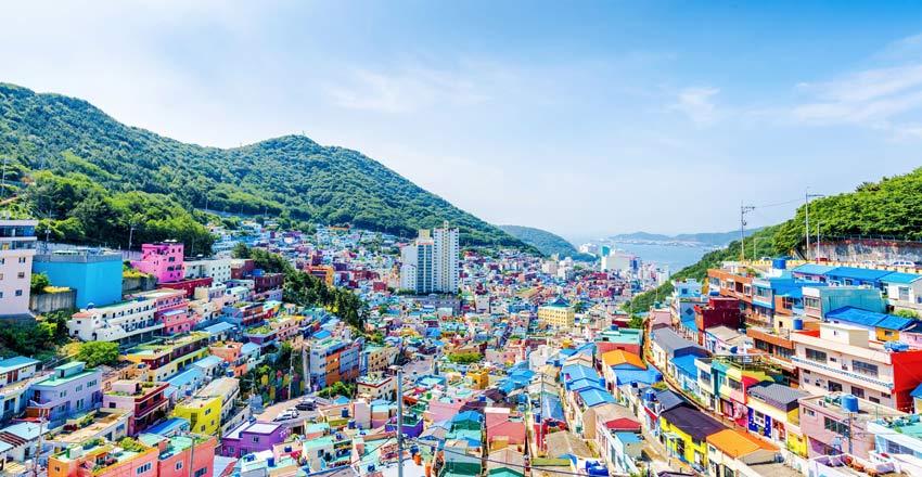 روستای فرهنگی گمچان - جاهای دیدنی کره جنوبی