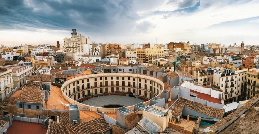 جاهای دیدنی والنسیا اسپانیا