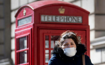 قرنطینه گردشگران در لندن