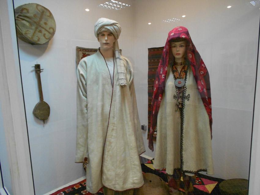 موزه مردم نگاری - جاهای دیدنی تاجیکستان
