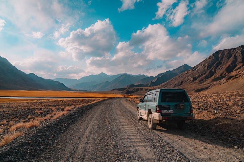 بزرگراه پامیر - جاهای دیدنی تاجیکستان