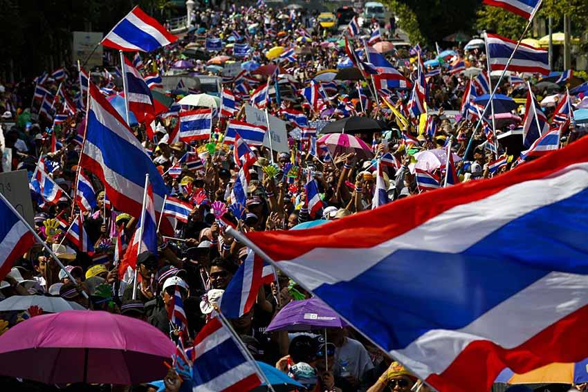 اطلاعات کلی درباره تایلند