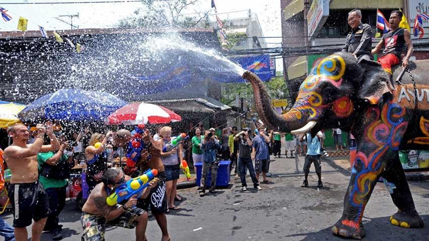فستیوالهای تایلند