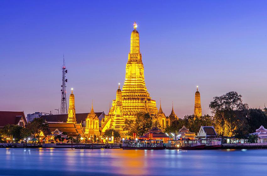 سفر به تایلند - بانکوک